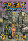 Cover Thumbnail for The Fabulous Furry Freak Brothers (1971 series) #4 [1.00 USD 2nd print]