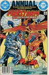 Cover Thumbnail for Fury of Firestorm Annual (1983 series) #1 [Canadian Newsstand]
