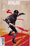 Cover for Ninjak (Valiant Entertainment, 2015 series) #27 [Cover B - Steve Lieber]