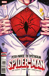 Cover Thumbnail for Peter Parker: The Spectacular Spider-Man (2017 series) #1