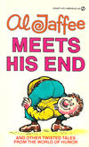Cover for Al Jaffee Meets His End (New American Library, 1979 series) #W8858