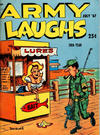 Cover for Army Laughs (Prize, 1951 series) #v17#7
