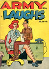 Cover for Army Laughs (Prize, 1951 series) #v1#5