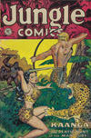 Cover for Jungle Comics (Superior Publishers Limited, 1951 series) #141