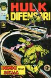 Cover for Hulk E I Difensori (Editoriale Corno, 1975 series) #14