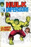 Cover for Hulk E I Difensori (Editoriale Corno, 1975 series) #23