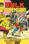 Cover for Hulk E I Difensori (Editoriale Corno, 1975 series) #22