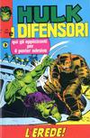 Cover for Hulk E I Difensori (Editoriale Corno, 1975 series) #26