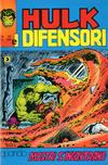 Cover for Hulk E I Difensori (Editoriale Corno, 1975 series) #28