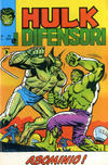 Cover for Hulk E I Difensori (Editoriale Corno, 1975 series) #35