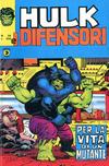 Cover for Hulk E I Difensori (Editoriale Corno, 1975 series) #36