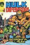 Cover for Hulk E I Difensori (Editoriale Corno, 1975 series) #40