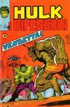 Cover for Hulk E I Difensori (Editoriale Corno, 1975 series) #41