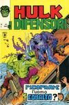 Cover for Hulk E I Difensori (Editoriale Corno, 1975 series) #43