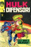 Cover for Hulk E I Difensori (Editoriale Corno, 1975 series) #44