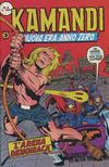 Cover for Kamandi (Editoriale Corno, 1977 series) #4