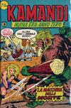 Cover for Kamandi (Editoriale Corno, 1977 series) #5