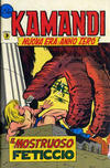 Cover for Kamandi (Editoriale Corno, 1977 series) #7