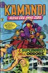 Cover for Kamandi (Editoriale Corno, 1977 series) #11