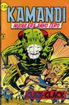 Cover for Kamandi (Editoriale Corno, 1977 series) #12