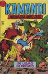 Cover for Kamandi (Editoriale Corno, 1977 series) #14
