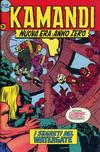 Cover for Kamandi (Editoriale Corno, 1977 series) #15