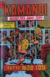 Cover for Kamandi (Editoriale Corno, 1977 series) #16