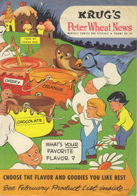 Cover Thumbnail for Peter Wheat News (Peter Wheat Bread and Bakers Associates, 1948 series) #59