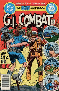 Cover Thumbnail for G.I. Combat (DC, 1957 series) #252 [Canadian]