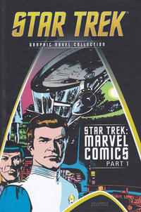 Cover Thumbnail for Star Trek Graphic Novel Collection (Eaglemoss Publications, 2017 series) #13 - Star Trek: Marvel Comics Part 1