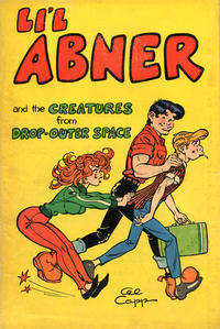 Cover Thumbnail for Li'l Abner and the Creatures from Drop-Outer Space (Harvey, 1965 series)