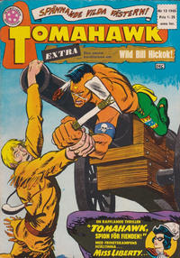 Cover Thumbnail for Tomahawk (Centerförlaget, 1951 series) #13/1965