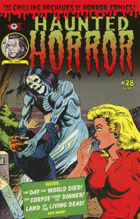 Cover Thumbnail for Haunted Horror (IDW, 2012 series) #28