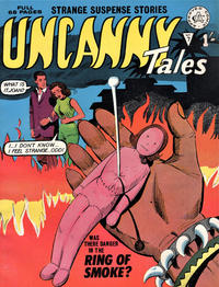 Cover Thumbnail for Uncanny Tales (Alan Class, 1963 series) #7