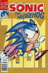 Cover for Sonic the Hedgehog (Semic, 1994 series) #3/1994