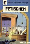 Cover for Starke Staffans äventyr (Carlsen/if [SE], 1977 series) #7 - Fetischen