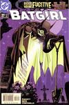 Cover for Batgirl (DC, 2000 series) #27 [Direct Sales]