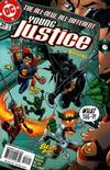 Cover for Young Justice (DC, 1998 series) #21