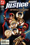 Cover for Young Justice (DC, 1998 series) #23