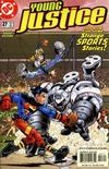 Cover for Young Justice (DC, 1998 series) #27
