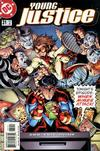 Cover for Young Justice (DC, 1998 series) #31