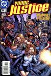 Cover for Young Justice (DC, 1998 series) #34