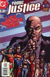 Cover for Young Justice (DC, 1998 series) #35