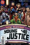Cover for Young Justice (DC, 1998 series) #40