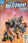 Cover for Young Justice (DC, 1998 series) #45