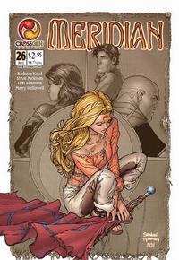 Cover Thumbnail for Meridian (CrossGen, 2000 series) #26