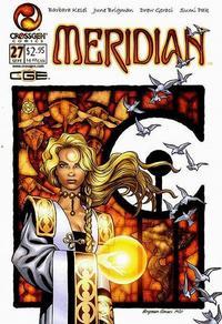 Cover for Meridian (CrossGen, 2000 series) #27