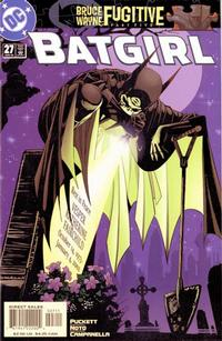 Cover for Batgirl (DC, 2000 series) #27