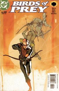 Cover Thumbnail for Birds of Prey (DC, 1999 series) #44