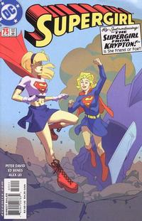 Cover Thumbnail for Supergirl (DC, 1996 series) #75 [Direct Sales]